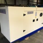 50KVA NEW YEAR 2020 MYGEN MY50PS PERKINS SILENCED DIESEL SET WITH SOCKETS