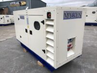 110KVA NEW YEAR 2020 MYGEN MY110PS PERKINS SILENCED SET WITH SOCKETS