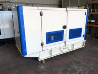 110KVA FG WILSON SILENT DIESEL GENERATOR WITH PERKINS ENGINE YEAR:2012