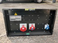 Distribution Panel Complete with Sockets