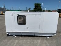 60KVA FG WILSON SILENT DIESEL GENERATOR WITH PERKINS ENGINE YEAR: 2001 MODEL : P60P1