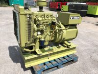44KVA PETBOW OPEN SET WITH PERKINS ENGINE ONLY 186 HOURS