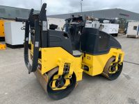 YEAR 2015 BOMAG BW120AD-5 (886 hours)