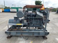 117 kva LISTER 6 cylinder diesel open sets (choice of 2)