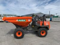 YEAR 2020 NEW AUSA D350 AHG Swivel Skip HYDROSTATIC