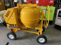 YEAR 2020 NEW WINGET 100T ES MIXER (Yanmar Diesel)