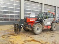 YEAR 2018 MANITOU MT1335 EASY TELEHANDLER