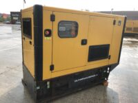 65KVA CATERPILLAR OLYMPIAN SILENT DIESEL GEP65-4 WITH ONLY 92 HOURS