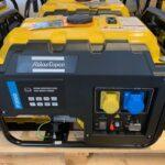 Atlas Copco 2.7kva Petrol Generator