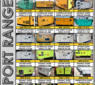 August Export Range Flyer