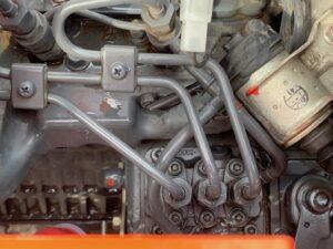 KUBOTA BX25DLB 4WD Backhoe Loader (ONLY 66 hours)