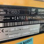 NEW CATERPILLAR 216B3 Skidsteer Loaders (CHOICE)
