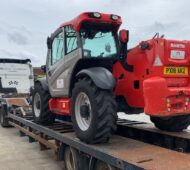 2018 MANITOU MT1335 sold to Cornish Boat Yard