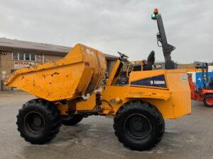 YEAR 2014 THWAITES 9 Tons Dumper (ONLY 1857 hours)