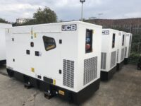 110 KVA JCB G116QS RENTAL SPEC STAGE IIIa EMISSIONS COMPLIANT WITH SOCKETS