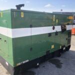 110KVA JCB G116QS RENTAL SPEC STAGE IIIA EMISSIONS COMPLIANT SILENT DIESEL GENERATOR