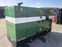 110KVA JCB G116QS RENTAL SPEC STAGE IIIA EMISSIONS COMPLIANT