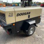 DOOSAN 7/73-10/53 Dual Pressure 4 tool compressor (ex demonstrator)