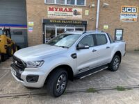 NEW YEAR 2020/ 70 plate FORD RANGER WILDTRAK 3.2 AUTO