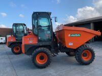NEW YEAR 2020 AUSA 10 Tons Site Dumpers (FULL CABIN)