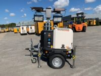 NEW 2020 GENERAC V20 FAST TOW LIGHTING TOWERS (LED / KUBOTA DIESEL)