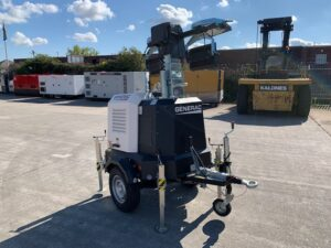 NEW 2020 GENERAC V20 FAST TOW LIGHTING TOWERS 16