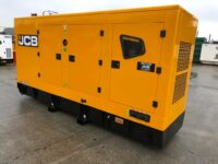 YEAR 2015 220KVA JCB SILENT DIESEL GENERATOR G220QS WITH ONLY 471 HOURS