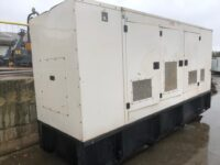YEAR 2005 275KVA FG WILSON SILENT DIESEL GENERATOR WITH 9983 HOURS