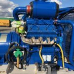 500KVA FG WILSON SKID MOUNTED OPEN GENERATOR WITH PERKINS ENGINE