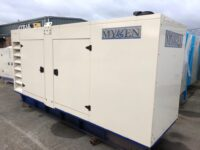 248KVA YEAR 2020 MYGEN MY248P PERKINS SILENCED SET WITH 1328 HOURS