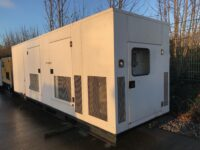 550KVA FG WILSON SILENT DIESEL GENERATOR WITH PERKINS ENGINE
