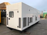 550KVA FG WILSON GENERATOR PERKINS ENGINE YEAR: 2002 HOURS:3264