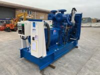 760KVA FG WILSON SKID MOUNED OPEN SET WITH ONLY 602 HOURS