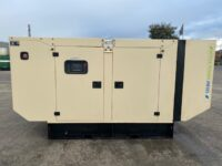 145KVA AKSA SILENT DIESEL GENERATOR WITH CUMMINS ENGINE 4 HOURS ONLY SAME AS NEW