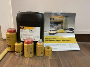 CATERPILLAR MAINTENANCE / SERVICE KIT