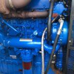 550KVA FG WILSON SILENT DIESEL GENERATOR WITH PERKINS ENGINE