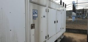 450KVA FG WILSON SILENT DIESEL GENERATOR WITH PERKINS ENGINE AND 100 HOURS