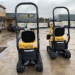 NEW YEAR 2020 YANMAR SV08-1A MINI DIGGER (expanding tracks)