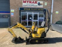 YEAR 2020 YANMAR SV08-1A MICRO DIGGER (ex demo ONLY 16 hours)