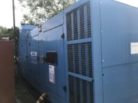910 KVA SDMO X910K SILENT DIESEL GENERATOR WITH ONLY 130 HOURS