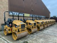 NEW YEAR 2020 CATERPILLAR CB2.7 Rollers (ONLY 1 LEFT)