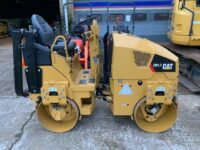 NEW YEAR 2020 CATERPILLAR CB1.7 double drum (900mm drum width)