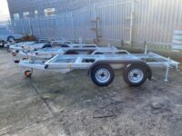 NEW 2700KGS FAST TOW TRAILERS FOR GENERATORS (ADJUSTABLE CENTRES)