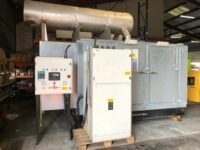 YEAR 2003 550KVA BROADCROWN SUPER SILENT DIESEL GENERATOR