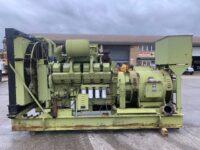 PETBOW 792 kva CUMMINS diesel open set (4809 hours)