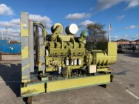 900 kva standby PETBOW CUMMINS KTA38-G2 diesel open set