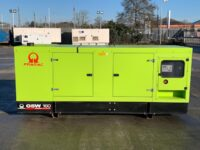 167 kva PRAMAC GSW160 silenced DEUTZ diesel (ONLY 66 hours)