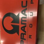 NEW PRAMAC 160AMP COPPER BOOSTER CABLE IN METAL CASE