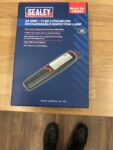 NEW SEALEY RECHARGEABLE INSPECTION LAMP