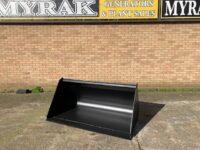 NEW MERLO 0.75 cubic metre 72″ wide TELEHANDLER bucket